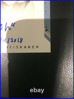 2018-19 Sp Authentic Miro Heiskanen Future Watch Auto Inscribed 044/999 #191 Rc