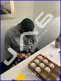 AJ Pierzynski autographed signed inscribed baseball Chicago White Sox PSA COA