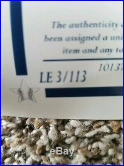 Alex Rodriguez Autographed Bat. Inscribed Youngest To 500 Homeruns
