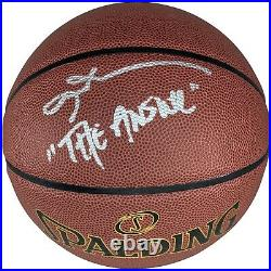 Allen Iverson autographed signed inscribed basketball NBA Philadelphia 76ers PSA