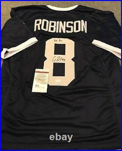 Allen Robinson Autographed Signed Inscribed Penn State Jersey Jsa Coa