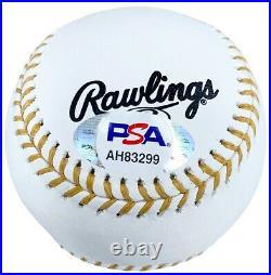 Andruw Jones autographed signed inscribed baseball MLB Atlanta Braves PSA COA