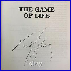 Autographed / Signed Timothy Leary The Game of Life