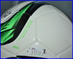 Carli Lloyd 2015 Autographed And Inscribed World Cup Replica Soccer Ball Jsa