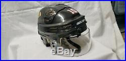 Chicago Blackhawks PATRICK SHARP Full Size Pro Helmet Autographed inscribed NHL