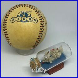 Fidel Castro Inscribed Single Signed Official Baseball JSA LOA Rare Cuba A1958