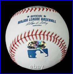George Brett Signed Autographed Inscribed Baseball JSA COA