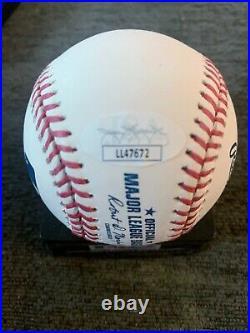 JARRED KELENIC signed auto autograph inscribed 1st Rd Pick MLB Baseball JSA