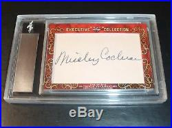 Jimmie Foxxmickey Cochrane Double Sided #d 1/1 Auto Signed Autograph Inscribed