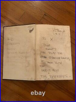 Lenny Bruce-Inscribed Joke, SIGNED -book'Goodbye To Uncle Tom'-ONE OF A KIND