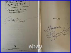 Lot Of 20 Autographed Books Jimmy Carter Kurt Vonnegut Carole King Stephen King