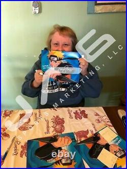 Maile Flanagan Naruto autograph signed inscribed Funko Pop 727 PSA Encapsulated