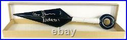 Maile Flanagan Naruto autographed inscribed Kunai PSA COA Naruto Shippuden