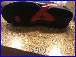 Michael Jordan UDA Upper Deck Signed Autograph Inscribed 2009 HOF 14 Shoes 14/23