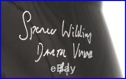 NEW Spencer Wilding Signed Star Wars Darth Vader Full-Size Helmet Inscribed +COA