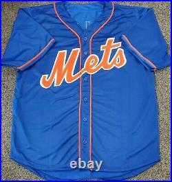 Ny Mets Bartolo Colon Autographed Signed Inscribed Big Sexy Jersey Jsa Coa