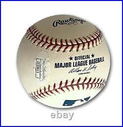 Pete Rose Signed MLB Baseball Autograph Im Sorry I Bet Inscribed JSA COA OMLB
