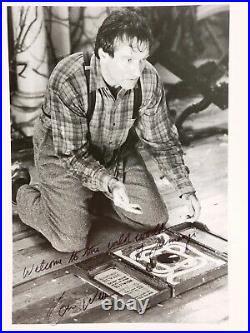 Robin Williams 1 Of A Kind JSA Hand Signed Inscribed Jumanji Photo Autographed