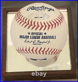 Roger Clemens Autographed & Inscribed ROMLB Baseball TRISTAR COA