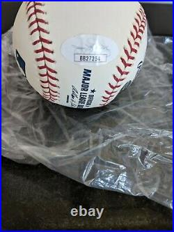 Roy Halladay Signed/autographed Rawlings Mlb Baseball Inscribed Cy 03 Jsa Selig