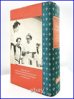 SIGNED Mastering the Art of French Cooking FIRST EDITION Julia CHILD 1961