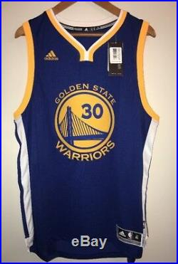 Stephen Curry Autograph Warriors Signed & Inscribed Swingman Jersey (Curry COA)