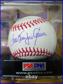 TOM SEAVER INSCRIBED withNICKNAME & GRADED SIGNED/AUTOGRAPHED BASEBALL RARE