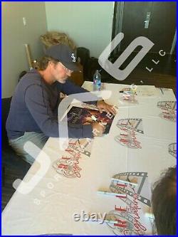 The Lost Boys Cast Autograph Inscribed 11x14 Photo Feldman Patric Signed JSA COA