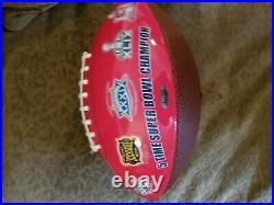 Tom Brady Signed Autographed Inscribed 5 Time Super Bowl Champion