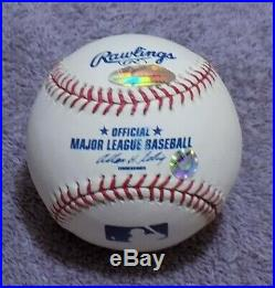 Tom Seaver Inscribed 3 Stat Auto Autograph Signed Rawlings Oml Baseball Steiner
