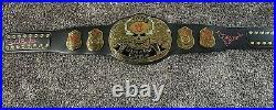 WWE STONE COLD Steve Austin Signed And Inscribed Smoking Skull Belt Beckett Coa