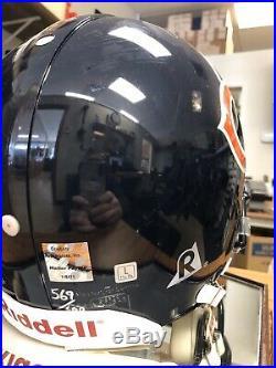 Walter Payton signed autograph Helmet inscribed Sweetness #569/600 Steiner COA