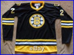 Willie O'Ree Autographed Signed Boston Bruins Jersey JSA COA Inscribed HOF 2018