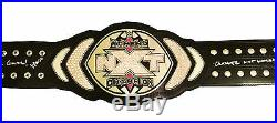 Wwe Charlotte Hand Signed Autographed Nxt Womens Belt Inscribed With Proof & Coa